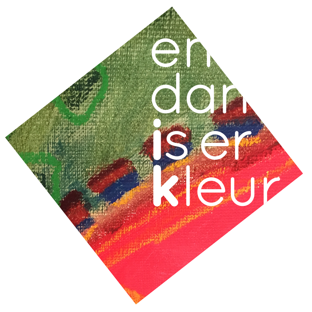 en dan Is er Kleur Logo
